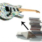 CD'den gitar