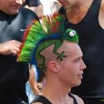 Yeşil Kertenkele Saç
