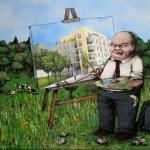 sosyal hayatı eleştiren çizimler
