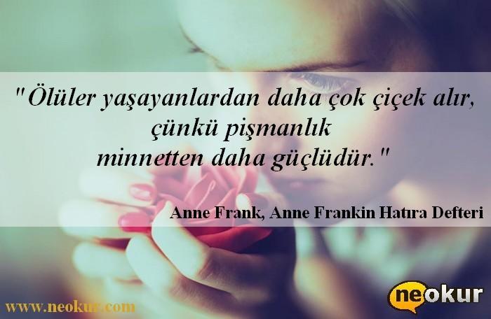 Anne Frank - Anne Frankin Hatıra Defteri