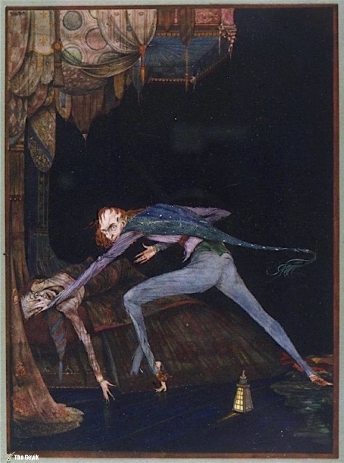 an analysis of never bet the devil you head a tale with a moral a short story by edgar allan poe The short story short story the californian's tale: high school level stort story literature units edgar allan poe : the fall of the house of usher.
